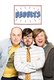 Badults Poster