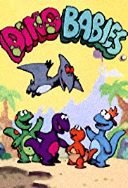 Dino Babies Poster