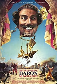 Primary photo for The Adventures of Baron Munchausen