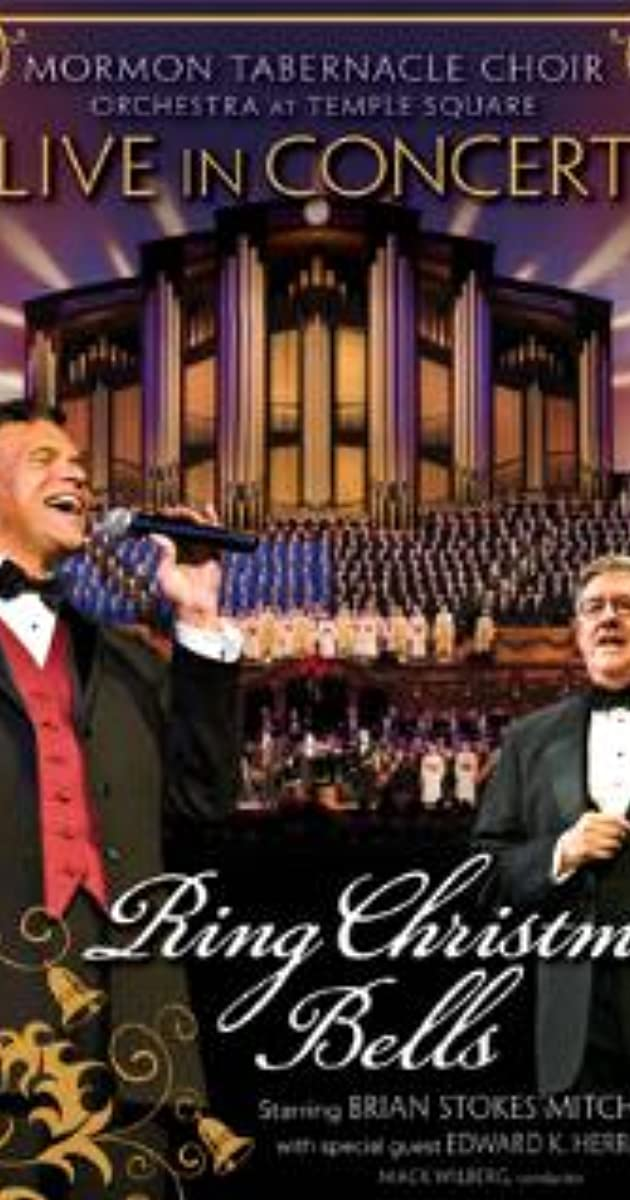 Christmas with the Mormon Tabernacle Choir Featuring Brian Stokes ...