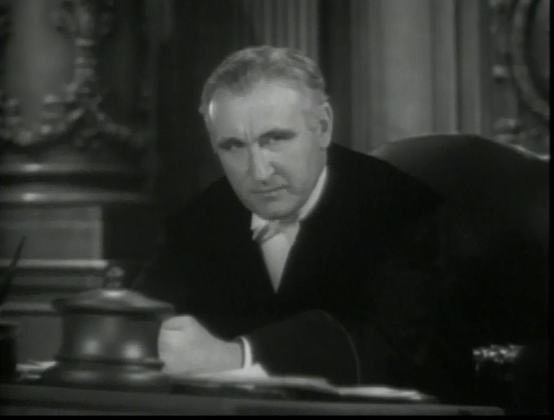 Donald Crisp in Confession (1937)