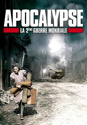 Where to stream Apocalypse: The Second World War