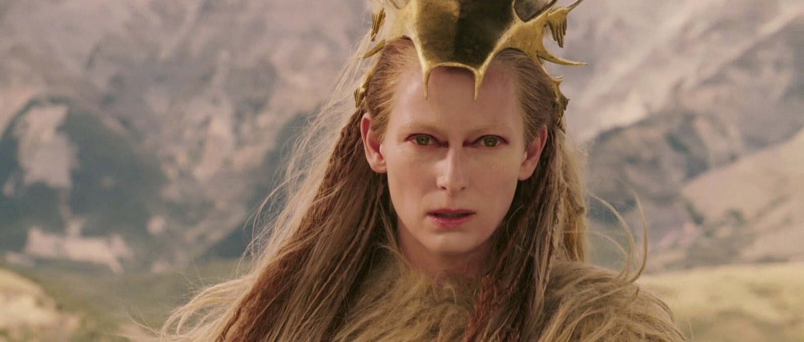 Tilda Swinton in The Chronicles of Narnia: The Lion, the Witch and the Wardrobe (2005)