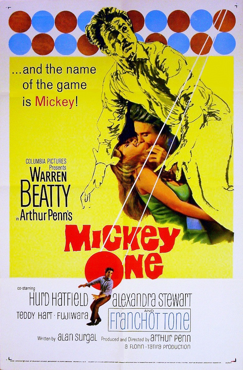 Mickey One (1965) - IMDb