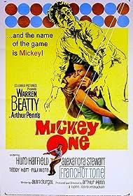 Mickey One (1965) Poster - Movie Forum, Cast, Reviews