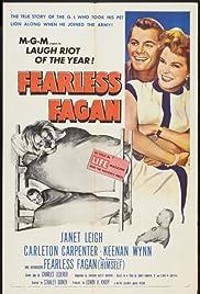 Fearless Fagan(1952) Poster - Movie Forum, Cast, Reviews