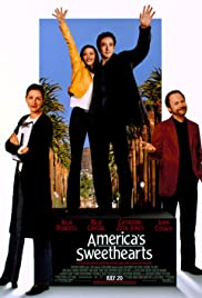 America's Sweethearts (2001) Poster - Movie Forum, Cast, Reviews