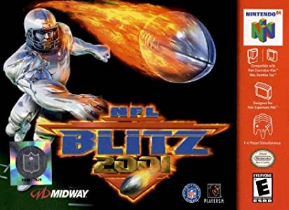 Watch online movie ready NFL Blitz 2001 [avi]
