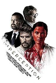 Eric Roberts, Jon Edwin Wright, Sandi Roberts, and Nick Bateman in The Perception (2018)