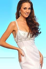 Claudia Ortiz de Zevallos in Miss Universe Pageant (2003)