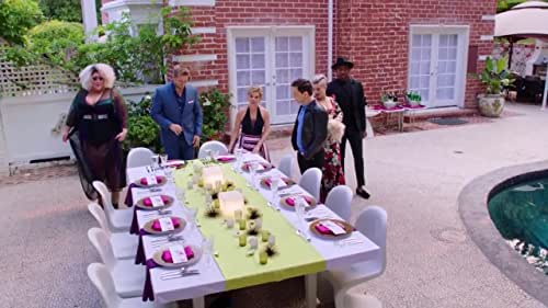 My Kitchen Rules: Kelly Osbourne Introduces Her Dinner Party Guests