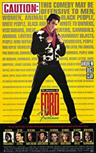 Amazon uk movie downloads The Adventures of Ford Fairlane USA [480i]