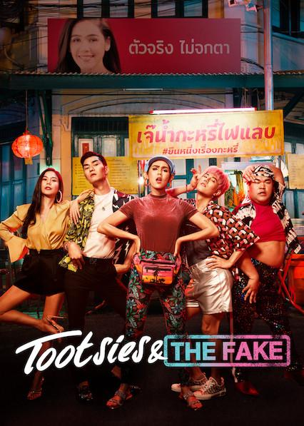 Pattarasaya Kreuasuwansri, Araya A. Hargate, Paopetch Charoensook, Thongchai Thongkanthom, and Ratthanant Janyajirawong in Tootsies & the Fake (2019)