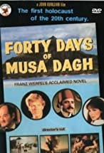 Primary image for Forty Days of Musa Dagh