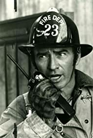 James Drury in Firehouse (1974)