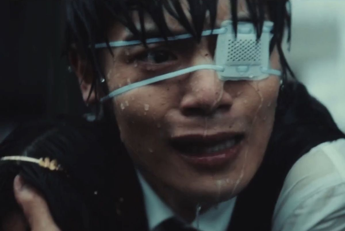 Masataka Kubota in Tôkyô gûru (2017)