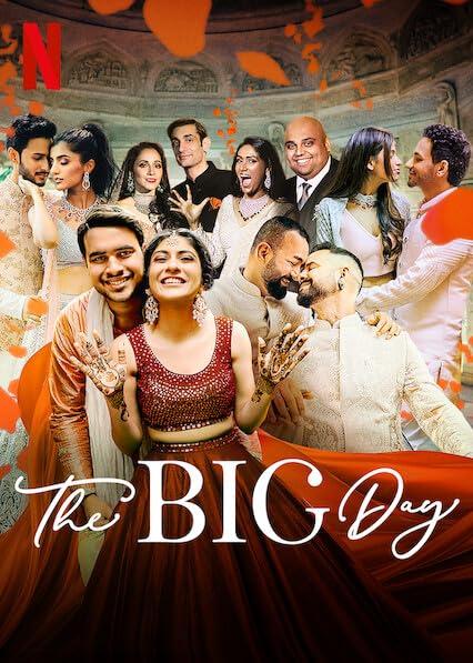 The Big Day (2021) Hindi NF WEB-DL x264 AAC Msub