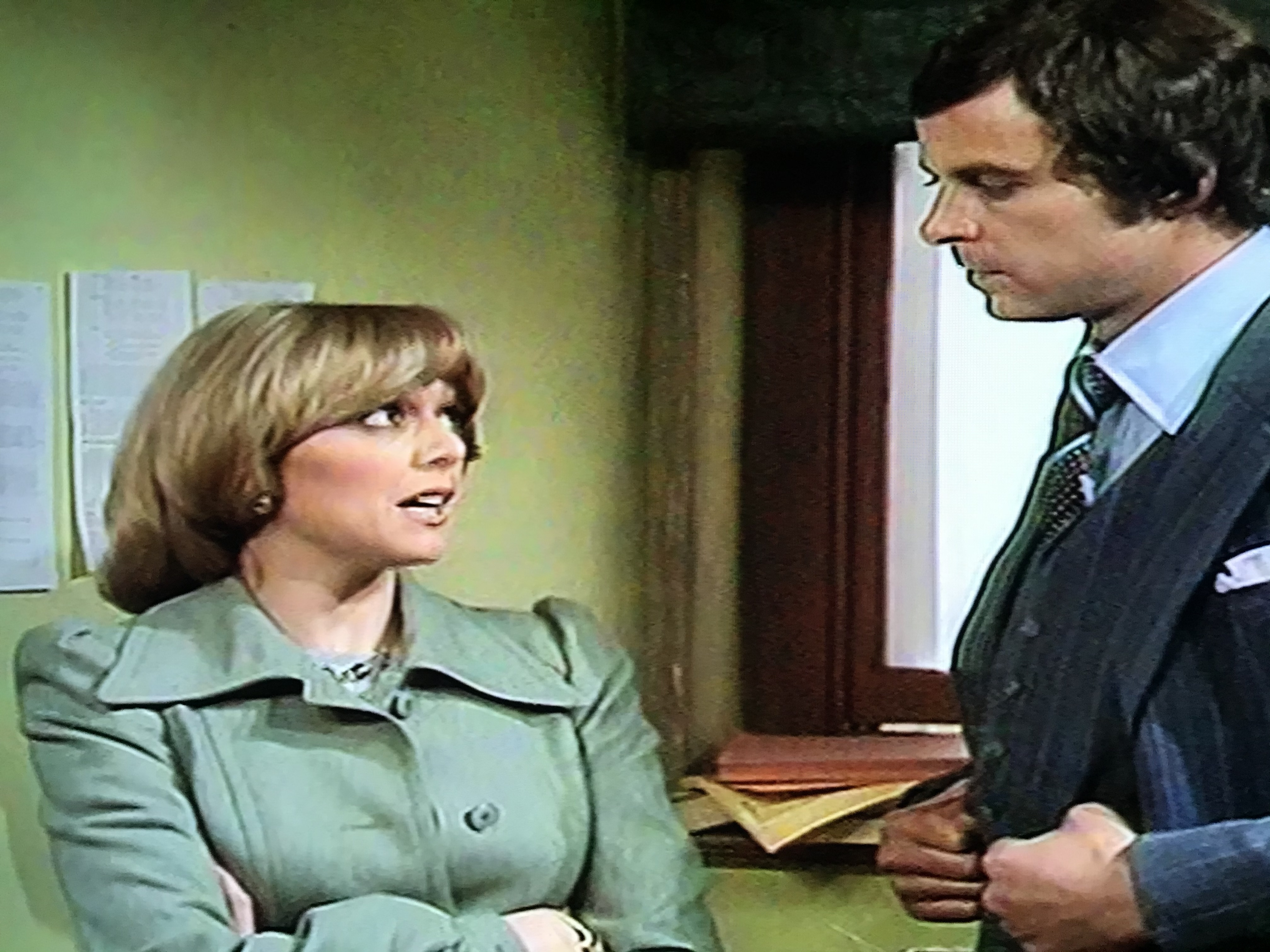 Carol Hawkins and Carl Rigg in Whodunnit? (1972)