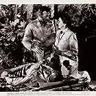John Wayne and Beulah Bondi in Back to Bataan (1945)