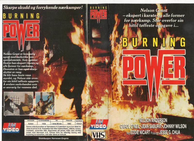 Burning Power ((1985))
