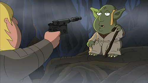 Family Guy: Something Something Something Dark Side