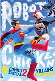 Robot Chicken DC Comics Special II: Villains in Paradise Poster