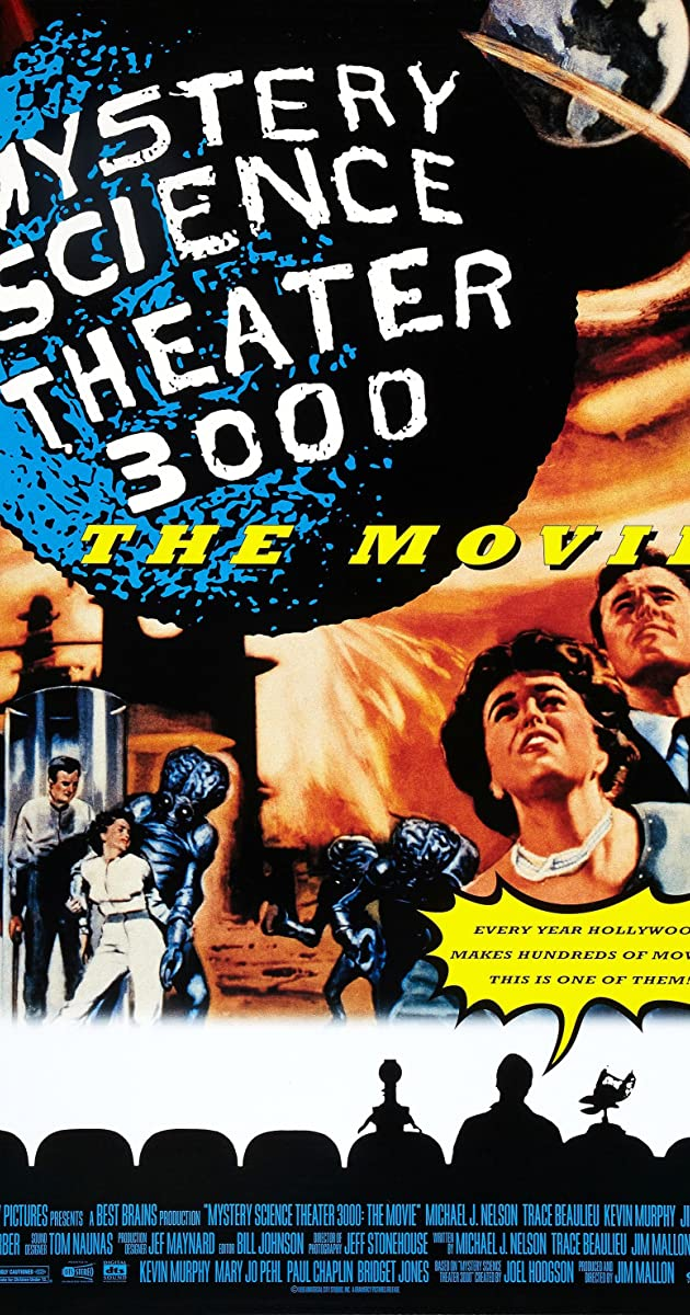 Reviews: Mystery Science Theater 3000: The Movie - IMDb