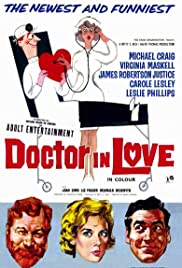 Doctor in Love (1960) Poster - Movie Forum, Cast, Reviews