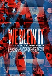 We Blew It Poster
