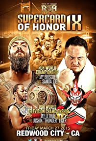 Primary photo for ROH: Supercard of Honor IX
