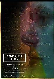 Complaints Choir Poster