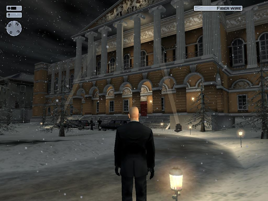 Hitman 2 Silent Assassin 2002