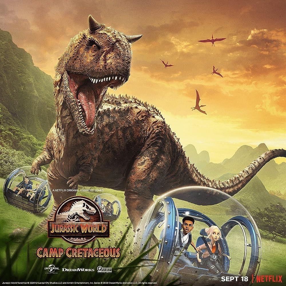 Jurassic World: Acampamento Jurássico – Dublado