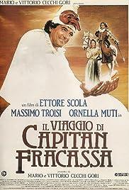 The Voyage of Captain Fracassa Poster