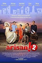 Arisan! 2 Poster