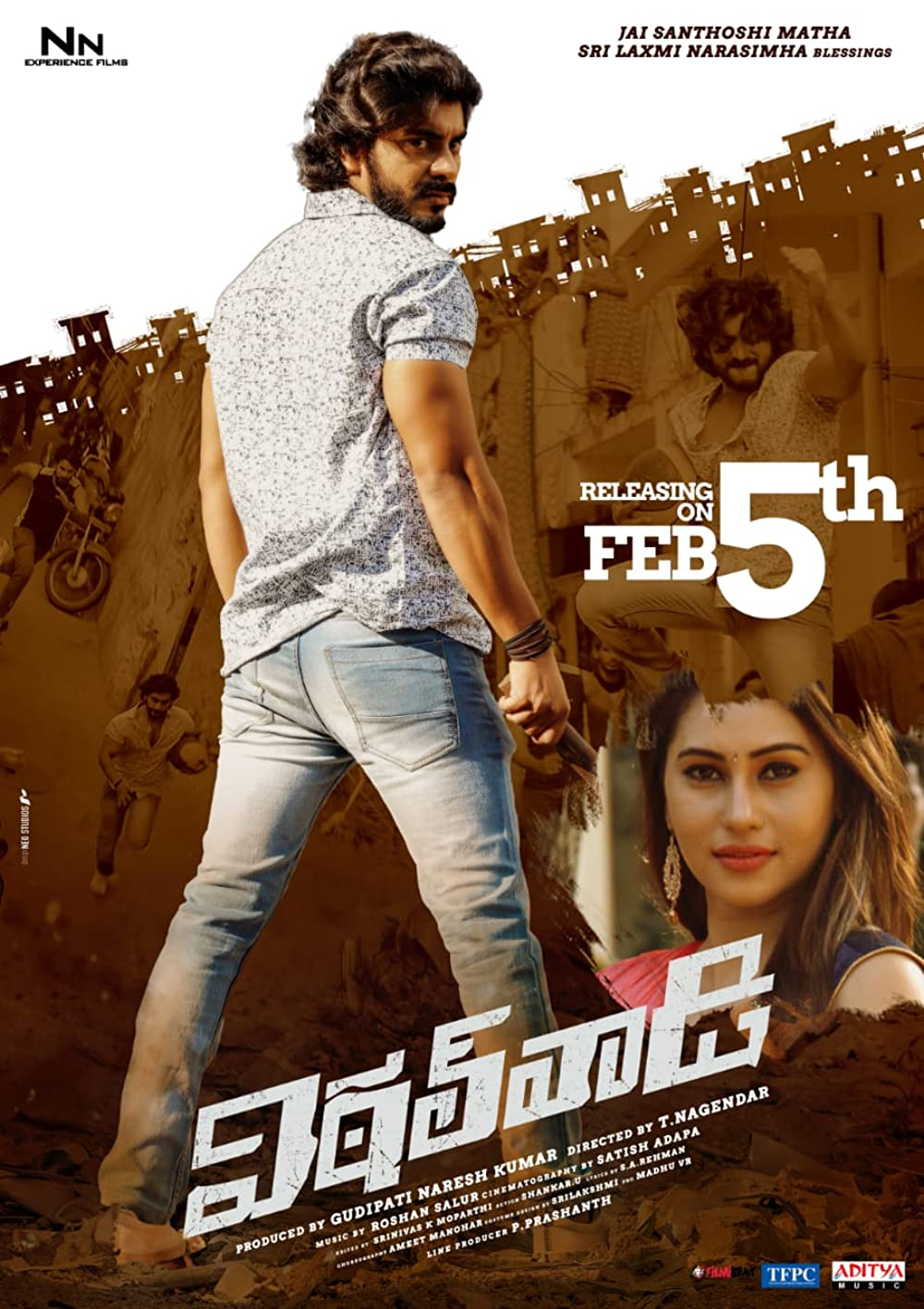 Vittal Wadi 2021 Telugu 1080p HDRip ESubs 2.6GB Download