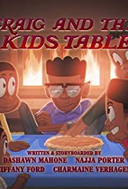 Craig and the Kid's Table Poster