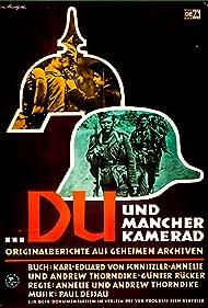 Paul Dessau, Günther Rücker, Andrew Thorndike, Annelie Thorndike, and Karl-Eduard von Schnitzler in Du und mancher Kamerad (1956)