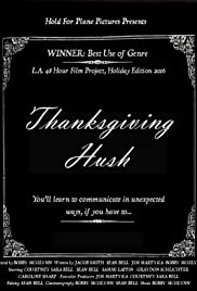 Thanksgiving Hush Poster