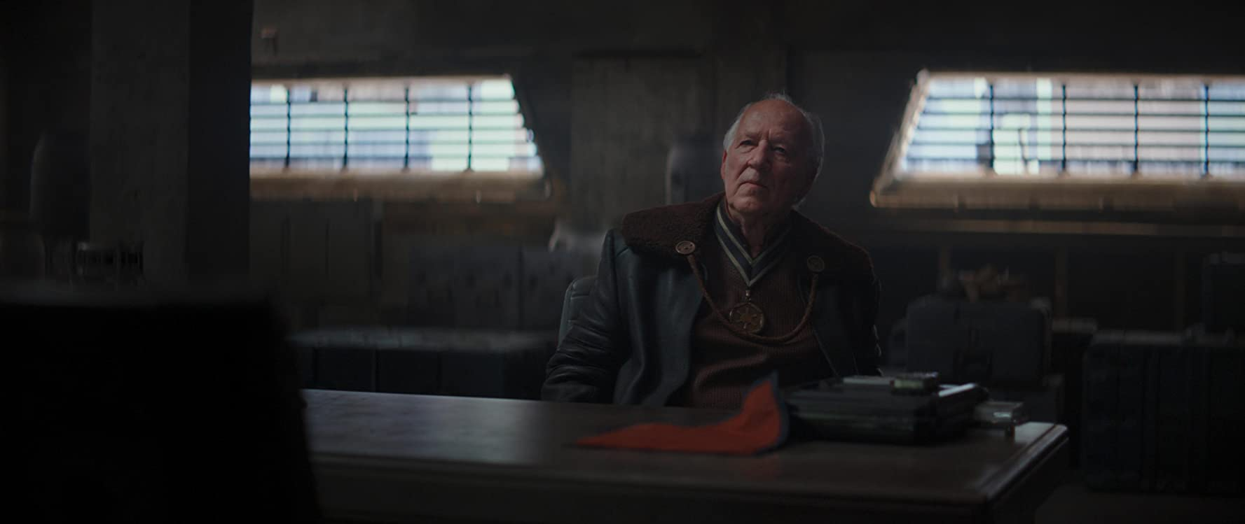 Werner Herzog in The Mandalorian (2019)