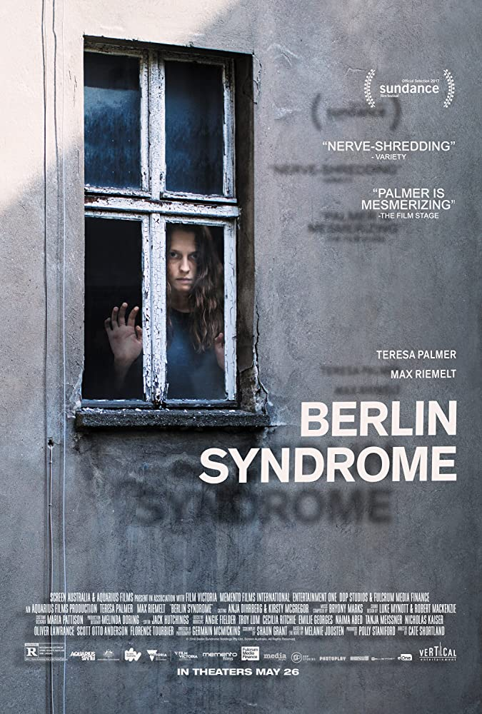 Berlyno sindromas / Berlin Syndrome (2017) Online