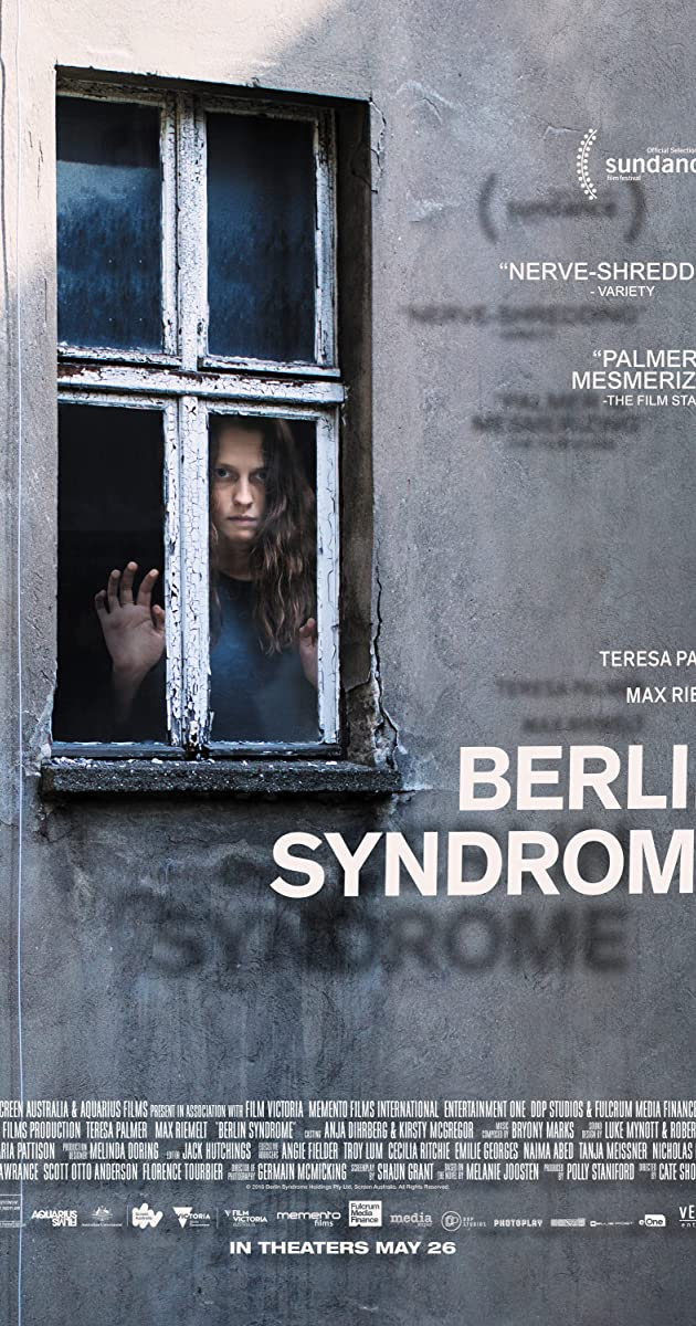 Subtitle of Berlin Syndrome