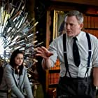 Daniel Craig and Ana de Armas in Knives Out (2019)
