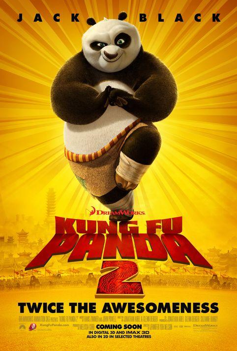 功夫熊貓 2 | awwrated | 你的 Netflix 避雷好幫手!