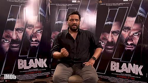 Karan Kapadia on Meeting Sunny Deol Before 'Blank'