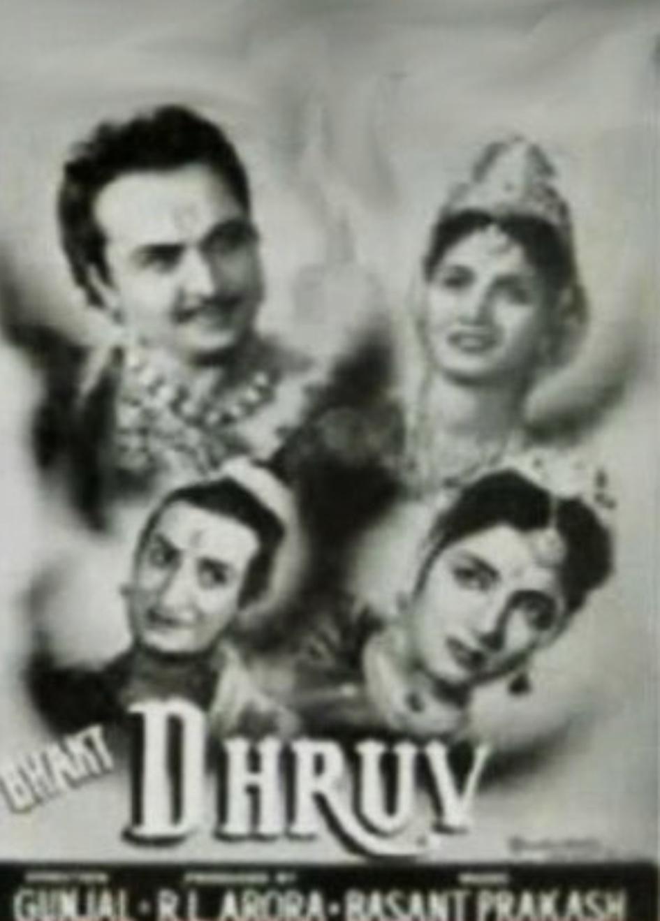 Bhakta Dhruva 1957 Imdb