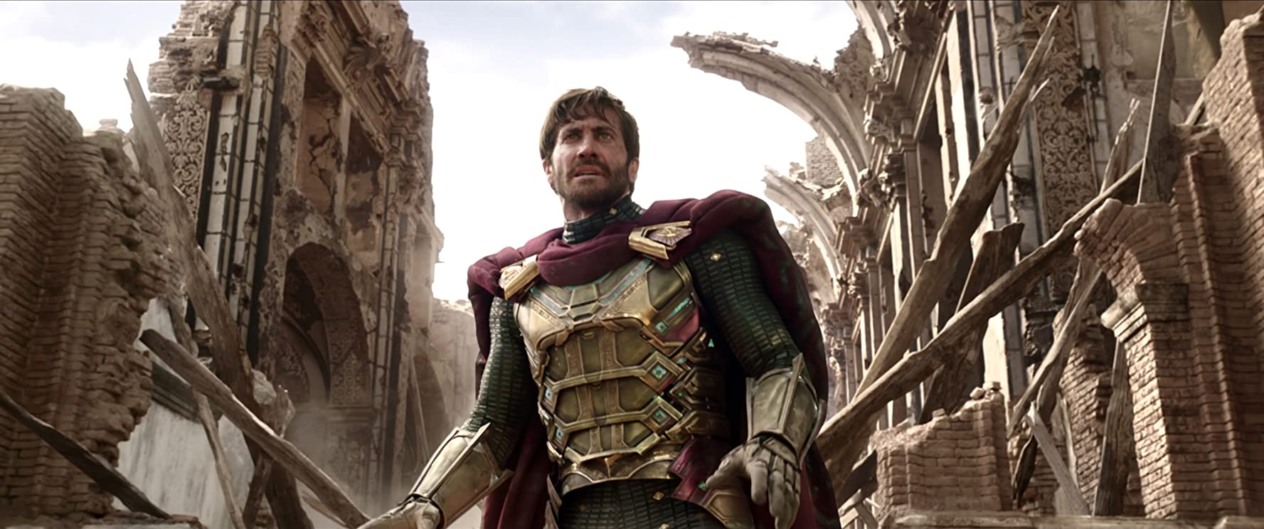 Jake Gyllenhaal kao Mysterio u Spider-Man: Far From Home
