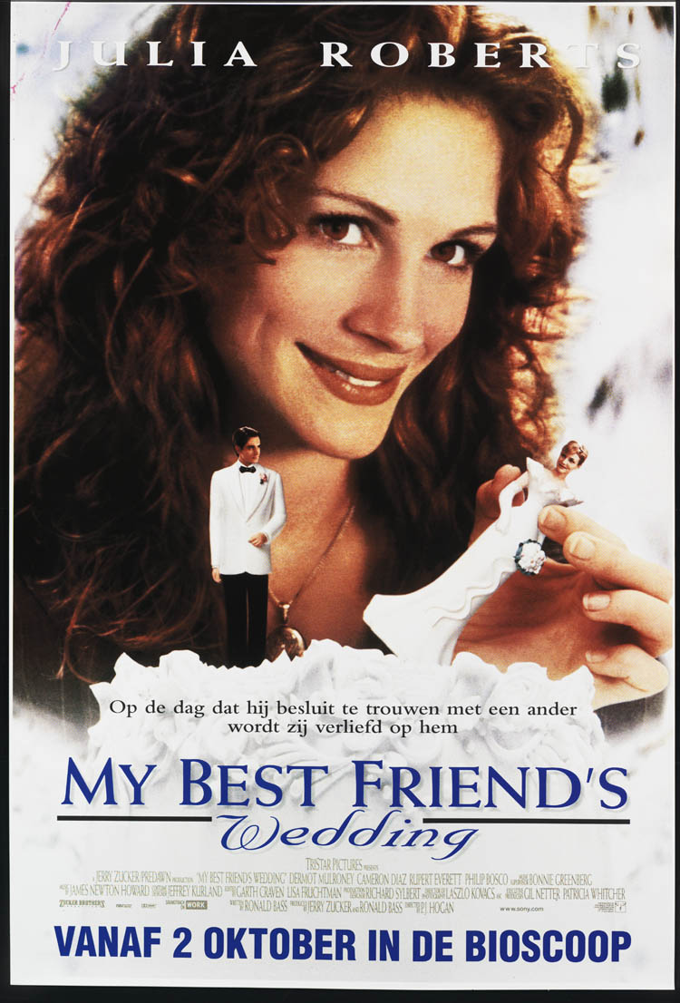 Julia Roberts in My Best Friend's Wedding (1997)