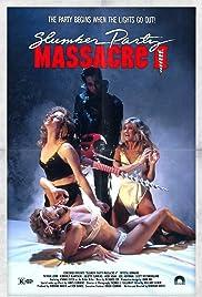 Slumber Party Massacre II(1987) Poster - Movie Forum, Cast, Reviews