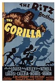 The Gorilla(1939) Poster - Movie Forum, Cast, Reviews